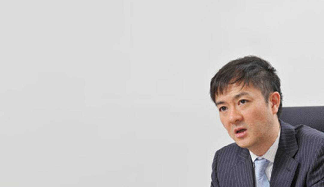 株式会社オプティム 菅谷俊二