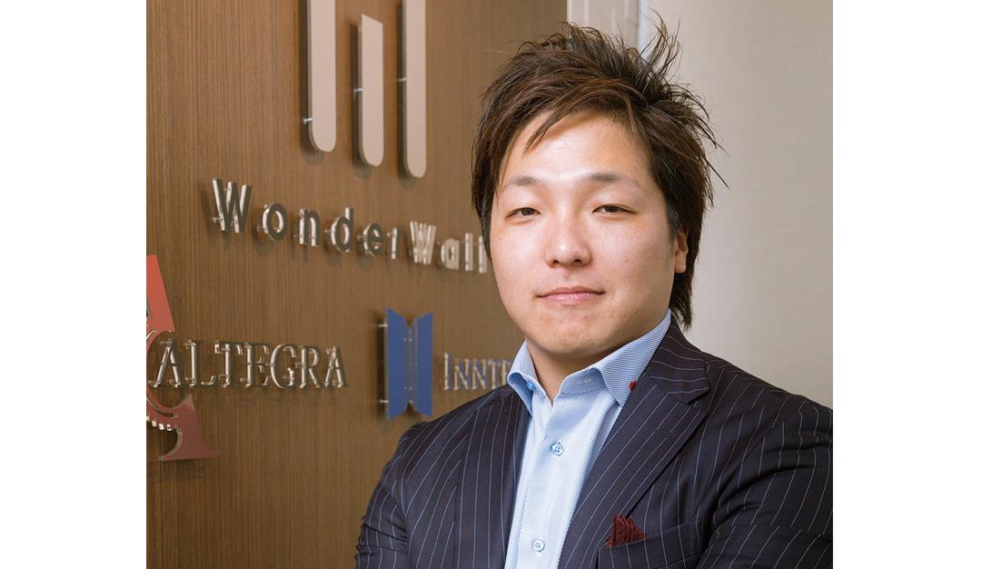 WonderWall株式会社 林 舟之輔
