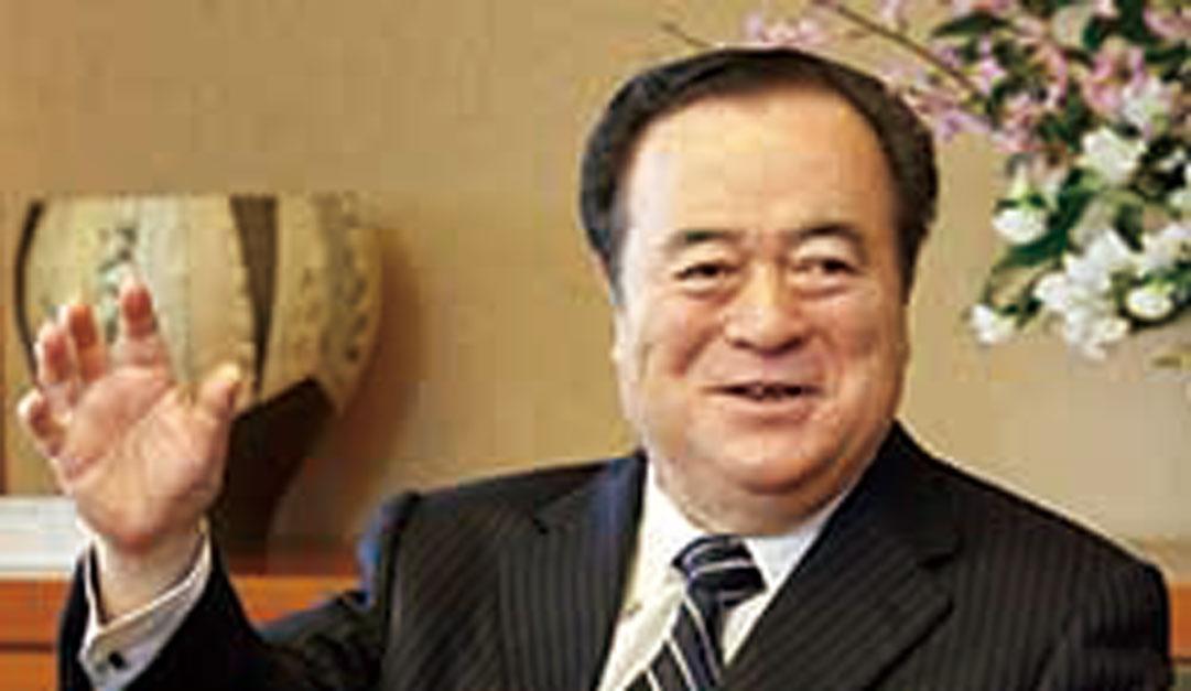 茨城県知事 橋本 昌