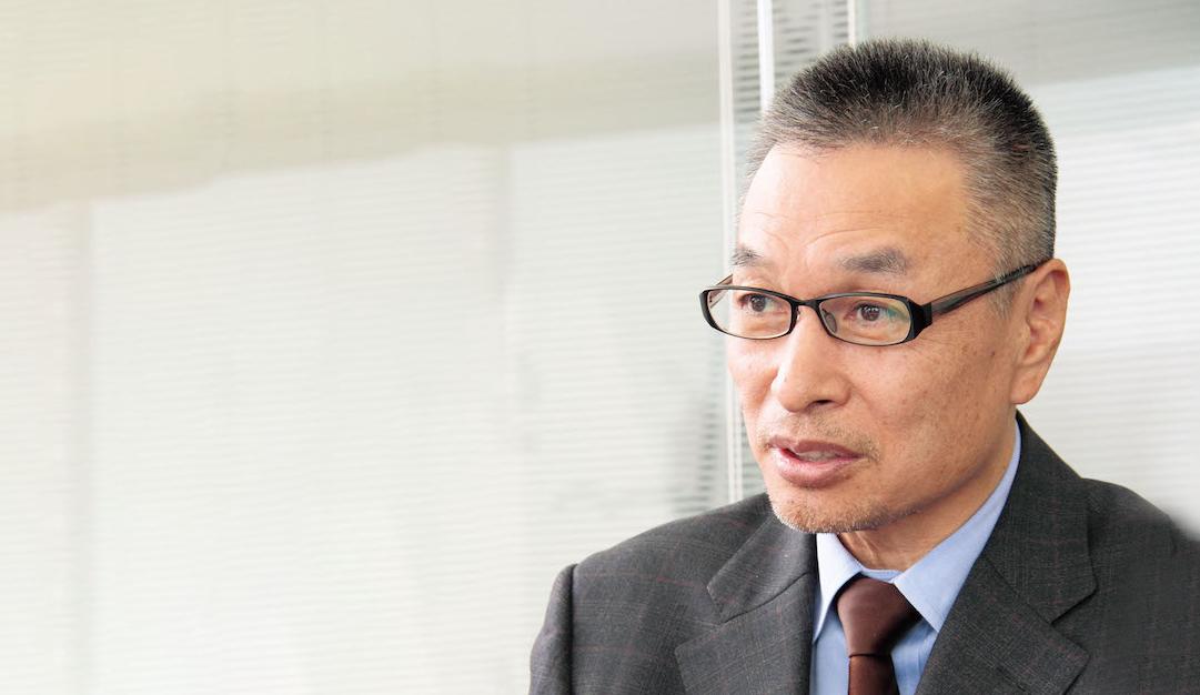エン・ジャパン株式会社 越智通勝