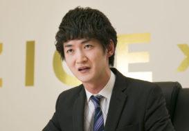 株式会社じげん 代表取締役社長 平尾 丈