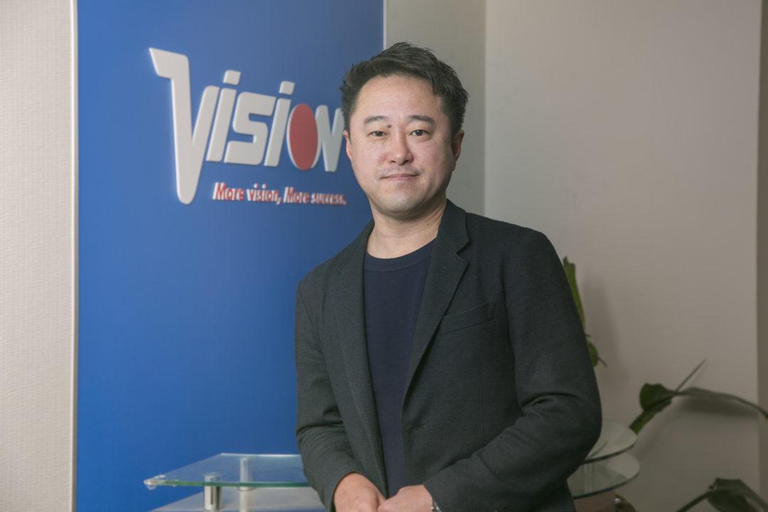 株式会社ビジョン 佐野健一