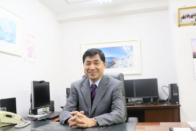 株式会社ジュポンインターナショナル 上岡淑郎