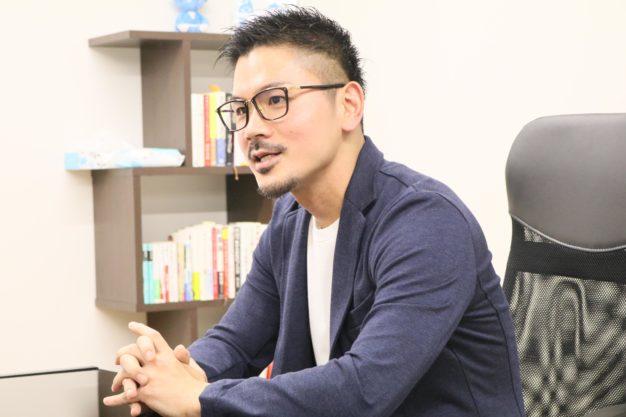 株式会社COCOROZASHI 久野 創