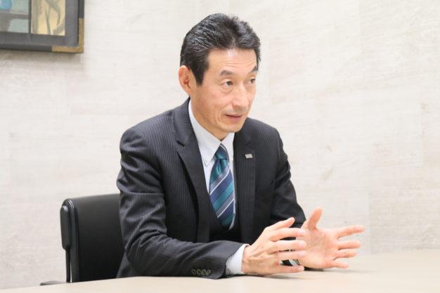 株式会社セントラルプロフィックス 田畠 義之